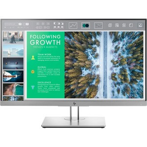 "HP 1FH47A8#ABA Business EliteDisplay - E243 - 23.8"" - HD - LED LCD Monitor"