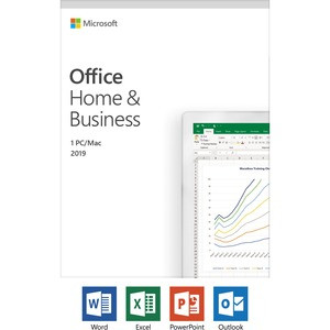 Microsoft Office T5D-03190 - 2019 Home - Business - Software License