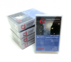 Compaq 152841-001 - AIT-2 - 50GB / 130GB - 8mm Data Cartridge Tape