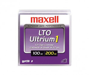 maxell_183800_lto_1_100gb_200gb_data_cartridge_storage_tape