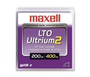 maxell_183850_lto_2_200gb_400gb_data_cartridge_tape