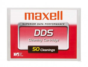 maxell_186990_dat_dds_4mm_cleaning_data_cartridge_tape