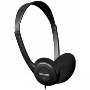 Maxell 190319 - HP-100 Lightweight Stereo Headphone