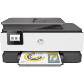 HP 1KR62A#B1H Officejet - 8020 - Color Inkjet Multifunction Printer - 225 Sheets Input