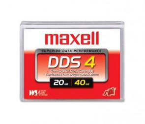 Maxell 200028 - DDS-4 - 4mm - 20GB / 40GB - Data Cartridge Tape