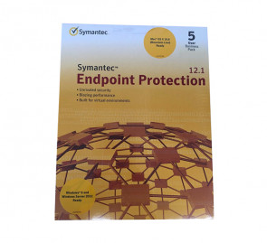 21182381 - Symantec Endpoint Protection v.12.1 Complete Product 5 User