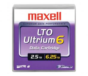 maxell_229558_2.5tb_6.25tb_lto_6_media_data_tape