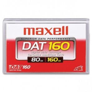 Maxell 230010 - DAT-160 - 8mm - 80GB / 160GB - Data Cartridge Tape