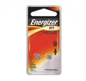377BPZ2 - Energizer 377 Silver 1.5V Oxide Button Cell Battery