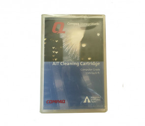 Compaq 402374-B21 - AIT - Universal Cleaning Cartridge - 1, 2, 3