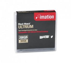 41089 - Imation 100/200GB LTO Ultrium-1 1/2-inch Tape Media Cartridge
