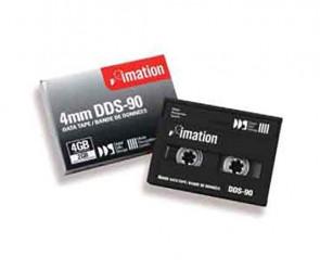 Imation 42818 - DDS-1 - 4mm - 2GB / 4GB - Data Cartridge Tape