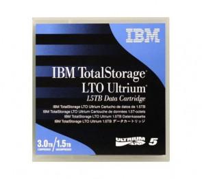 IBM 46X1290 - 1.5TB / 3TB - LTO 5 Data Cartridge Media Tape