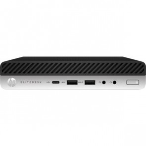 HP 4CB16UT#ABA - Core i7 8700T - 8 GB RAM - 256 GB SSD EliteDesk Desktop Computer