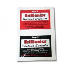 8266488 - Kodak Brillianize Detailer Wipes for Scanner