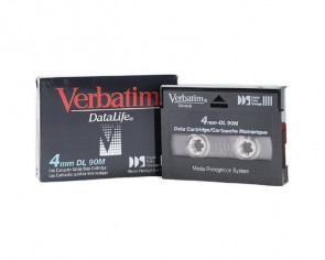 verbatim_88195_dds-1_4mm_datalife_2gb_4gb_data_cartridge_tape