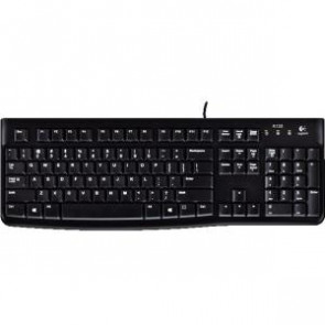 LOGITECH 920-002478 - K120 - KEYBOARD - ENGLISH - BLACK