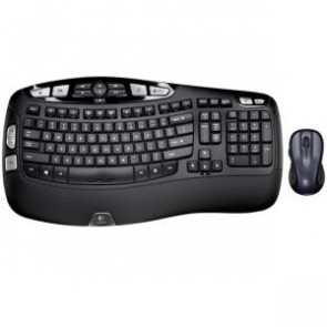 Logitech 920-002555 MK550 Wireless Wave Combo Keyboard/Mouse