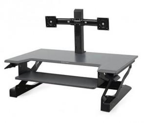 97-904 - Ergotron WorkFit Dual Monitor Kit
