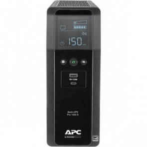 APC BR1500MS Schneider Electric Back-UPS Pro 1.5KVA Tower UPS