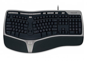 B2M-00012 - Microsoft Natural Ergonomic Keyboard
