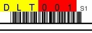 SDLT BCODE-SDLT - Barcode Labels - Per Sheet 30 Labels