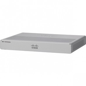 CISCO C1101-4P - INTEGRATED SERVICES ROUTER 1101 - ROUTER - RACK-MOUNTABLE