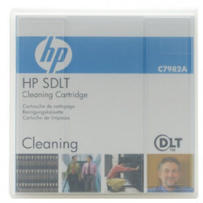 HP C7982A SDLT Cleaning Cartridge Tape