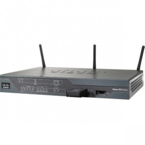 CISCO C881-K9 ETHERNET SECURITY - ROUTER - DESKTOP