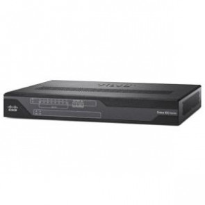 CISCO C891F-K9 - ROUTER - ISDN/MDM - DESKTOP, RACK-MOUNTABLE