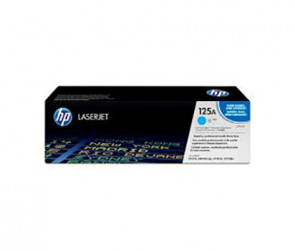 HP CB541A - 125A - CYAN - ORIGINAL - LASERJET - TONER CARTRIDGE