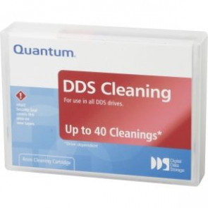 Quantum CDMCL - DDS-1-2-3-4 - 4mm - Cleaning Data Cartridge Tape.
