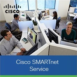 Cisco CON-SNT-WSC38PCS - Extended Service Agreement - Replacement - SMARTnet