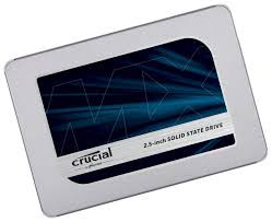 Crucial CT250MX500SSD1 - MX500 - 250 GB - SATA - Solid State Drive