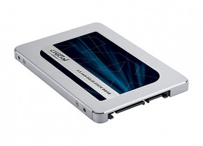 Crucial CT500MX500SSD1 - MX500 - 500 GB - SATA - Solid State Drive