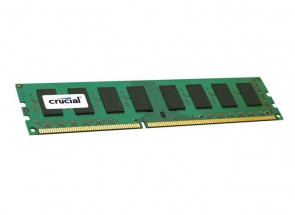 CT51264BA160B - Crucial 4GB DDR3-1600MHz PC3-12800 non-ECC Unbuffered CL11 240-Pin DIMM Memory Module