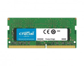 CT8G4SFD824A - Crucial 8GB DDR4-2400MHz PC4-192000 non-ECC Unbuffered CL17 260-Pin SoDIMM Memory Module