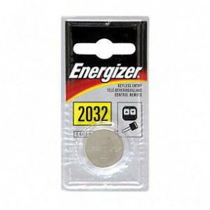 Energizer ECR2032BP - 2032 3V 240mAh Lithium Coin Battery for Clock / Calculator