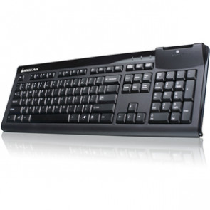 IOGEAR GKBSR201TAA - Cable Connectivity - USB Keyboard