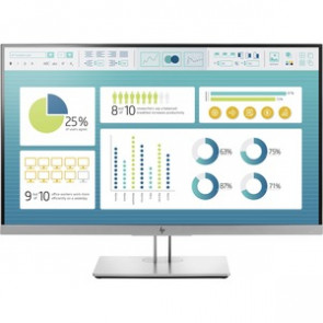 "HP 1FH50A8#ABA - Business EliteDisplay - E273 - 27"" - HD LED LCD Monitor"