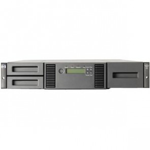 HP AK379A StorageWorks MSL2024 Tape Library