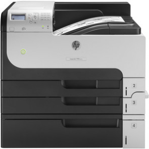 HP CF238A#BGJ - LaserJet 700 M712XH Laser Printer - 1100 Sheets Input