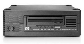 HPE BC023A - LTO-8 - 30750 - StoreEver - External Tape Drive