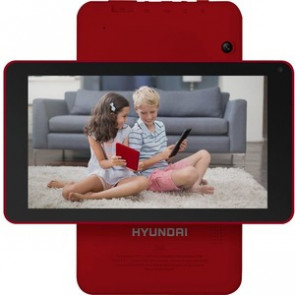 Hyundai HT0701W16R Koral 7W4X 1GB/16GB 2MP/2MP Wifi Android 9.0 Pie - Red