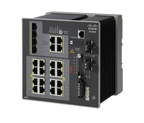 IE-4000-16GT4G-E - Cisco 4000 20-Ports 10/100/1000Base-T RJ-45 4x Gigabit Ethernet Uplink Ports Manageable Layer3 Switch