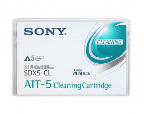 Sony SDX5-CL - AIT-5 - Cleaning Cartridge Tape