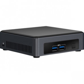 Intel BLKNUC7I5DNKPC1 - Core i5 7300U - 8 GB RAM - 256 GB SSD - Business Desktop Computer