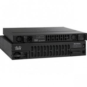 CISCO ISR4221/K9 INTEGRATED SERVICES ROUTER 4221 - ROUTER - RACK-MOUNTABLE