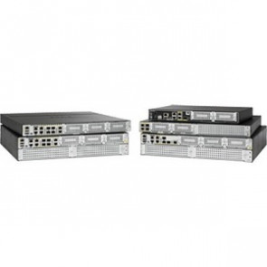 CISCO ISR4431-SEC/K9 INTEGRATED SERVICES ROUTER 4431 - SECURITY BUNDLE - ROUTER - RACK-MOUNTABLE