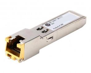 HP J8177C ProCurve - X121 - 1Gb/s - RJ-45 - Gigabit Ethernet - SFP Transceiver Module